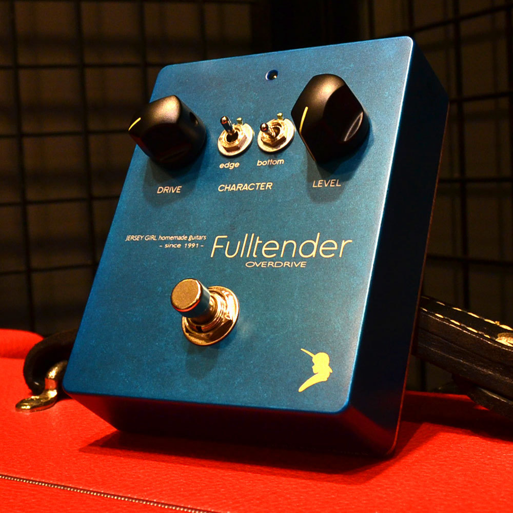 澤西女孩自製吉他Fulltender [ - 可能即時交付]