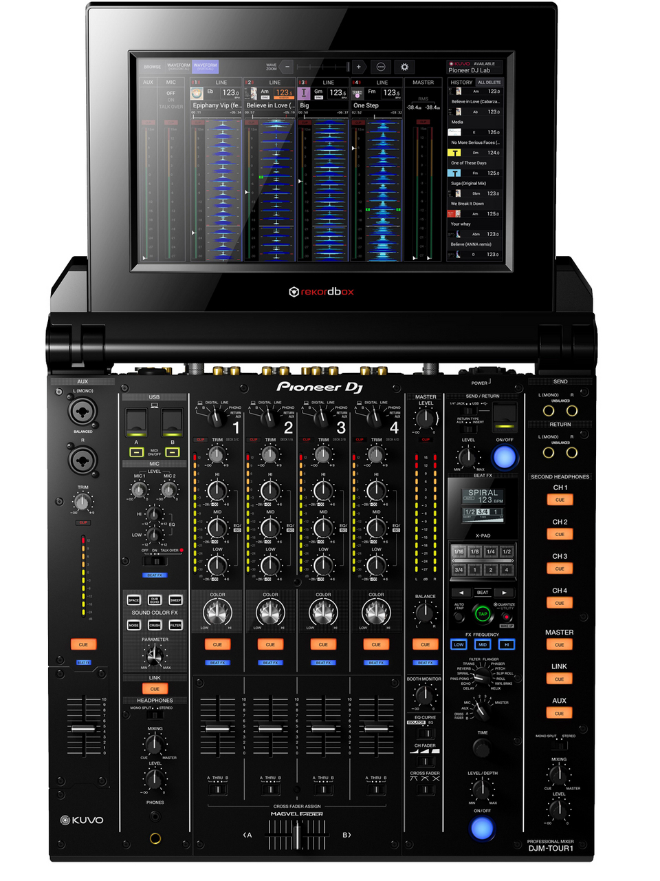 Pioneer Dj DJM-TOUR1 [price revision! Now more affordable!] []