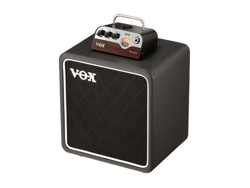 VOX MV50 Boutique Set [Limited] [equipped with new vacuum tube Nutube] [new product] [You can instant delivery!]