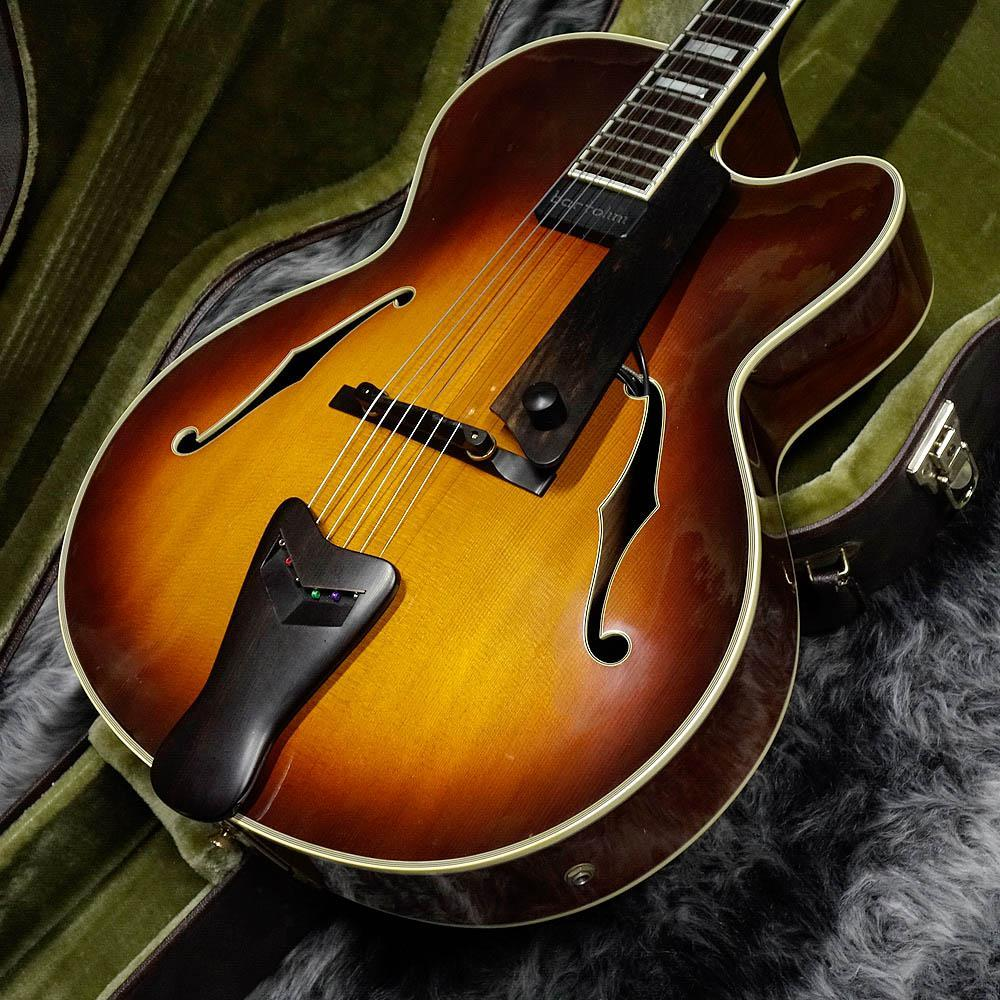 Stafford Archtop Guitar 1997
