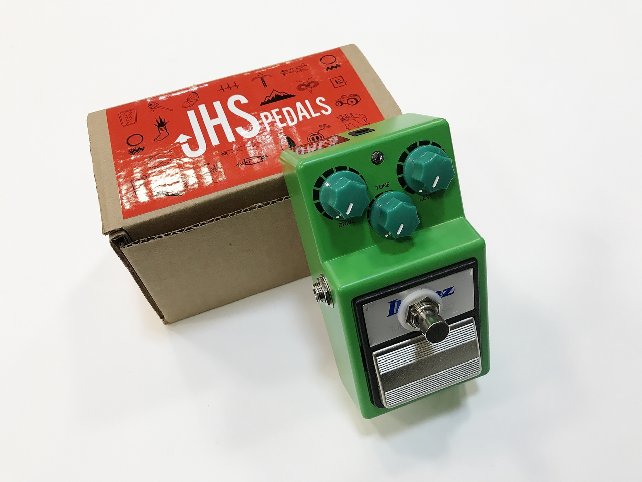 JHS Pedals Ibanez TS9 Strong + TrueBypass [exhibition replacement Specials