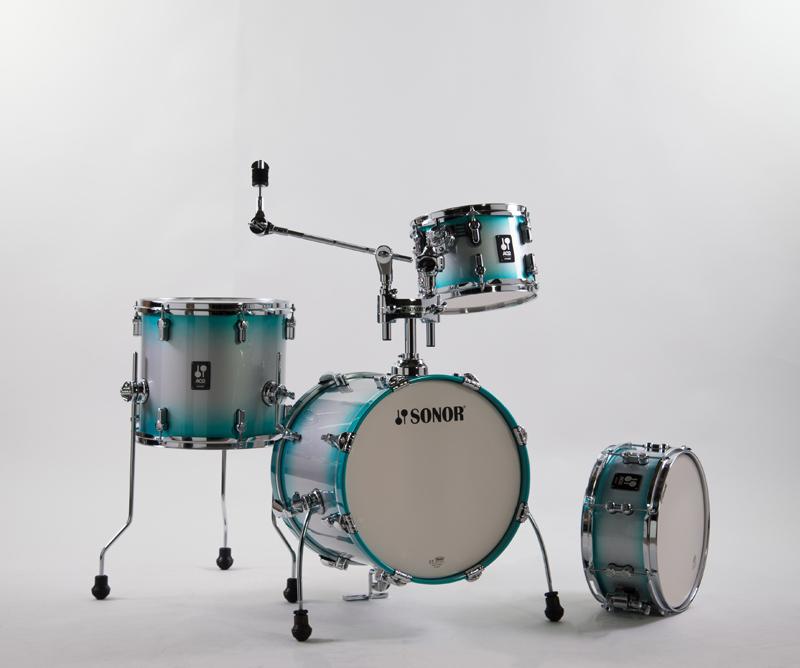 Sonor AQ2 SAFARI Set lacquer finish [SONOR drum new series!] [!]