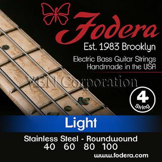 Fodera Fodera 4String Stainless Steel Light 40 60 80 100