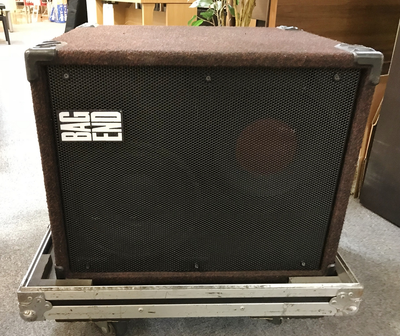 BAGEND D10BX-D + rack case [used article]