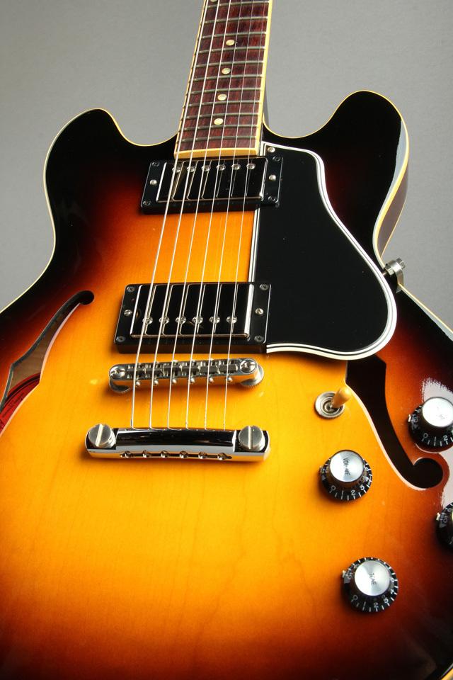 Gibson Memphis 2012 ES-339 Gloss / Antique Vintage Burst