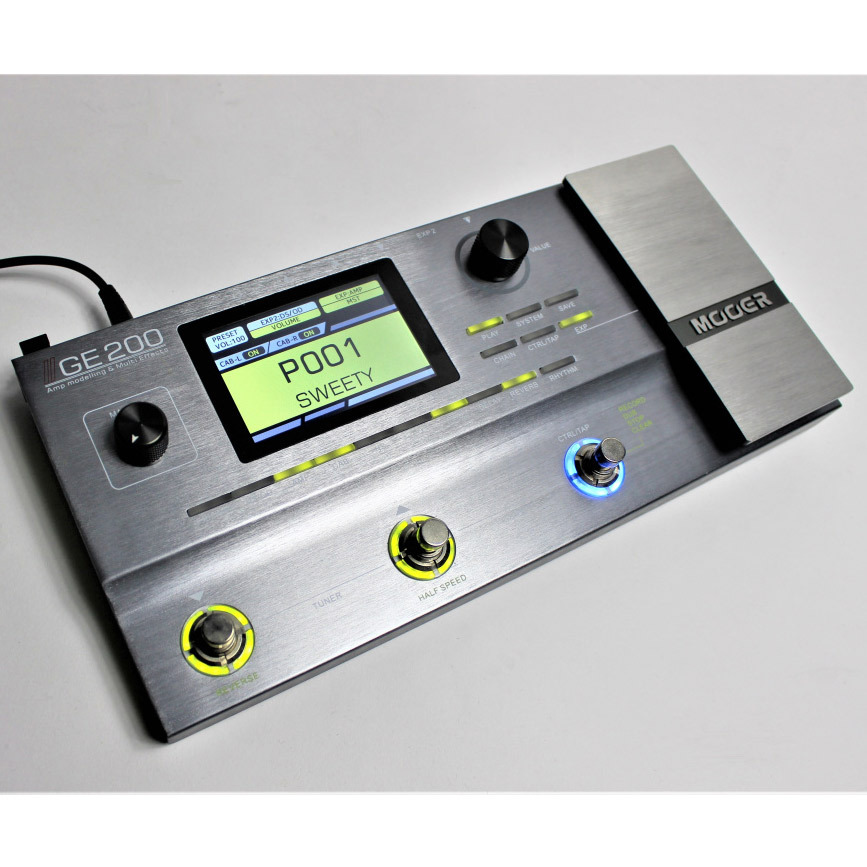 MOOER GE200 [accepting reservations in! The next arrival is scheduled 3/4]