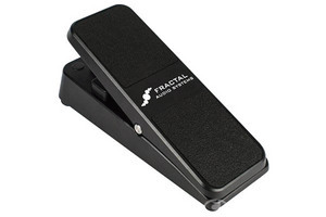 FRACTAL AUDIO SYSTEMS EV-1 Expression Volume Pedal / Black [Yokohama]