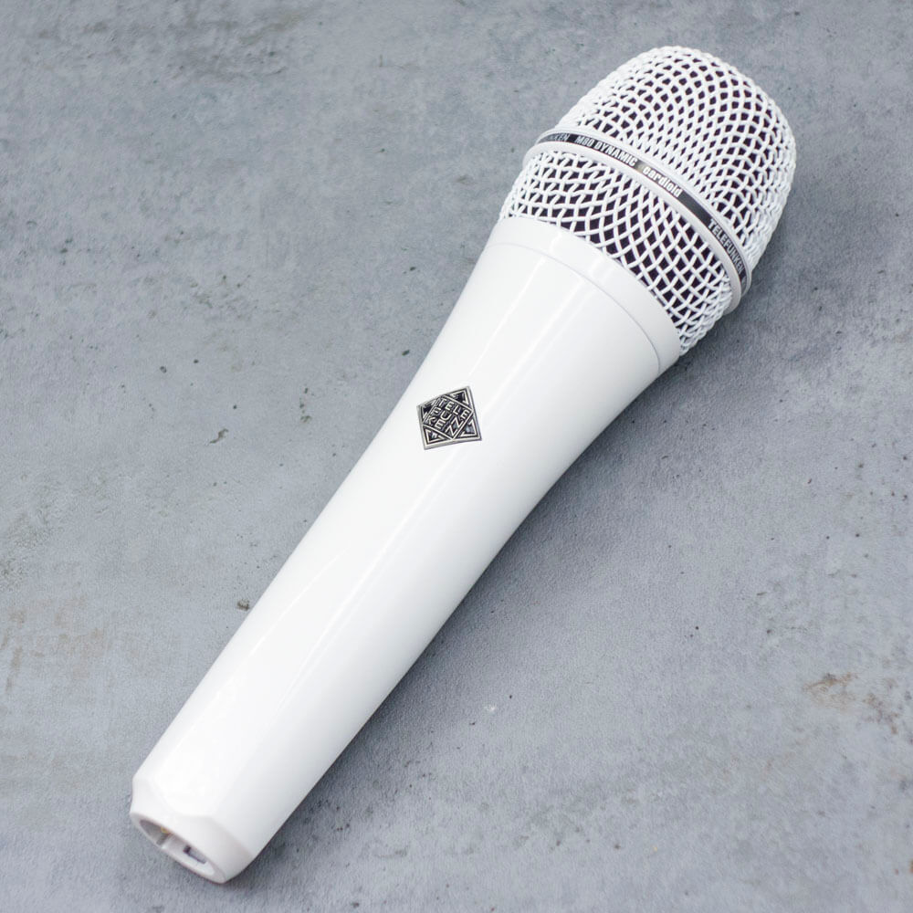 TELEFUNKEN M80 Solid Color White《店頭展示中》【即納可能】