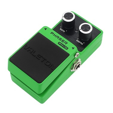 [Reproduce the good old analog sound in a small enclosure] VALETON PH-10 -Phaser-