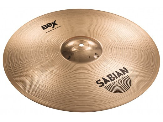 SABIAN B8X ROCK CRASH 18 inch B8X-18RC [Limited Special Price! 40% OFF!]