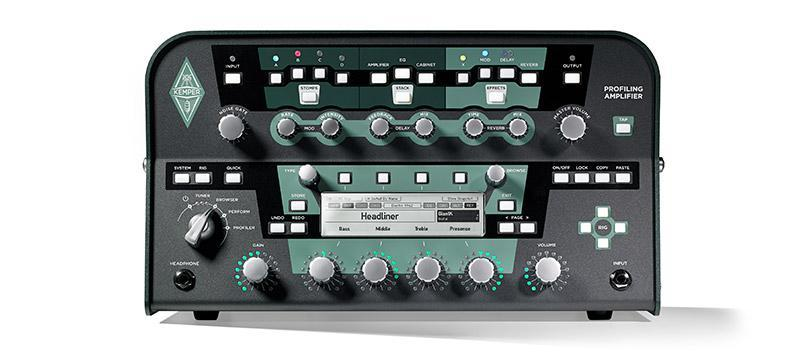 Kemper Profiler Power Head
