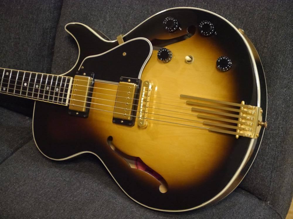 Gibson Howard Roberts Fusion III