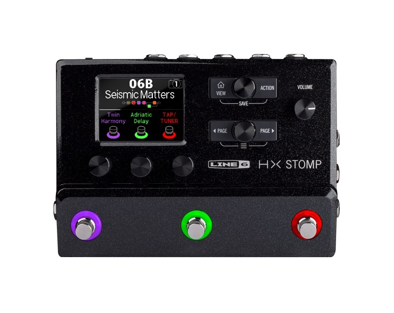 LINE 6 HX STOMP [You can instant delivery unopened article!]