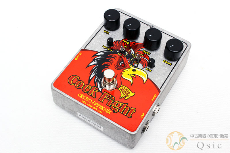 Electro-Harmonix Cock Cocked Talking Wah [NE475]