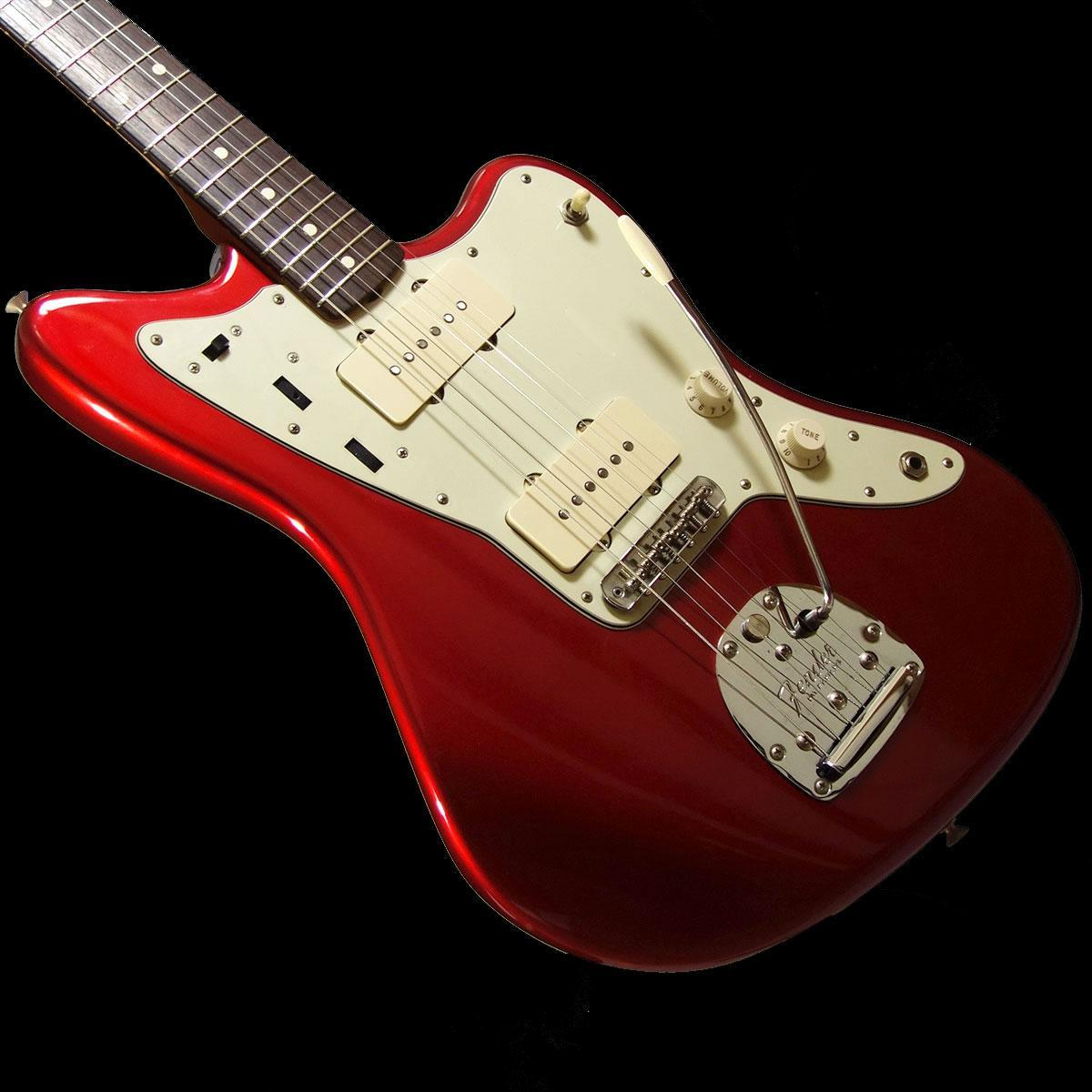 Fender American Vintage 62 Jazzmaster CAR (Candy Apple Red) [Nagoya Sakae]