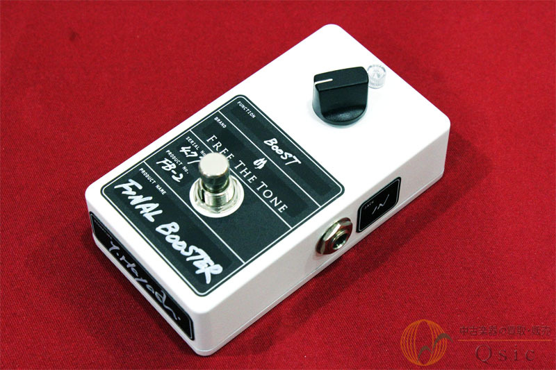 Free The Tone FINAL BOOSTER FB-2 [WF365]