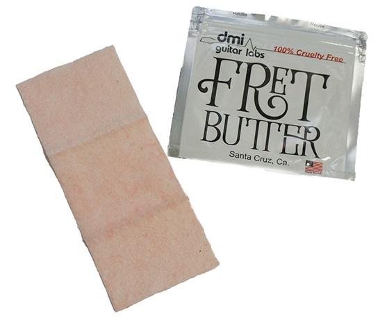 dmi guitar labs Fret Butter フレット磨きクロス