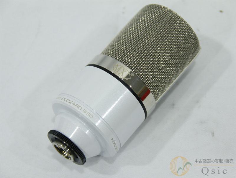 MXL BLIZZARD 990 [PE694]