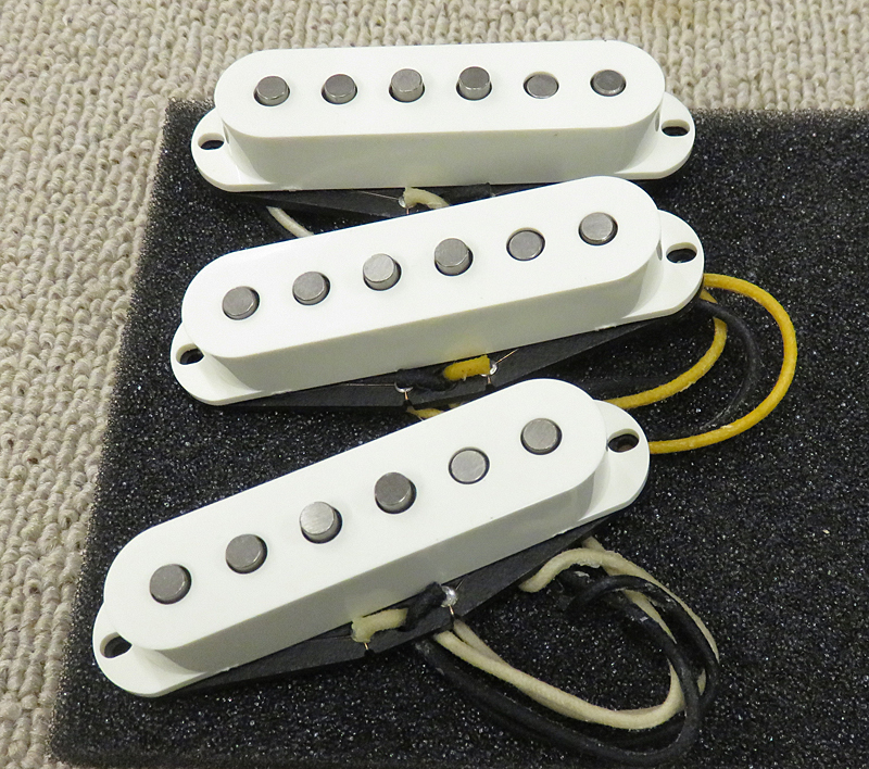 LOLLAR PICKUPS Vintage Blackface Staggered set