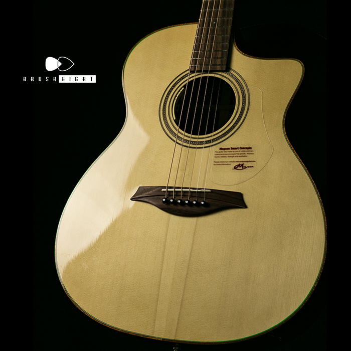 "MAYSON Mayson M5 / S CE with LRBAGGS Anthem ""Brush eight Custom"""