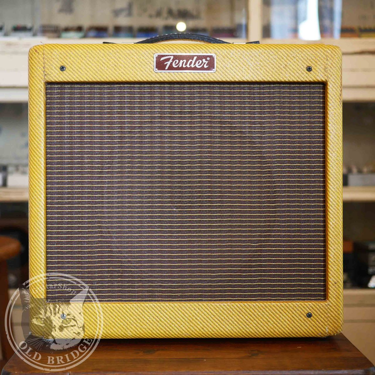 Fender Pro Junior Lacquer Tweed (Modify Amp) Made in Mexico