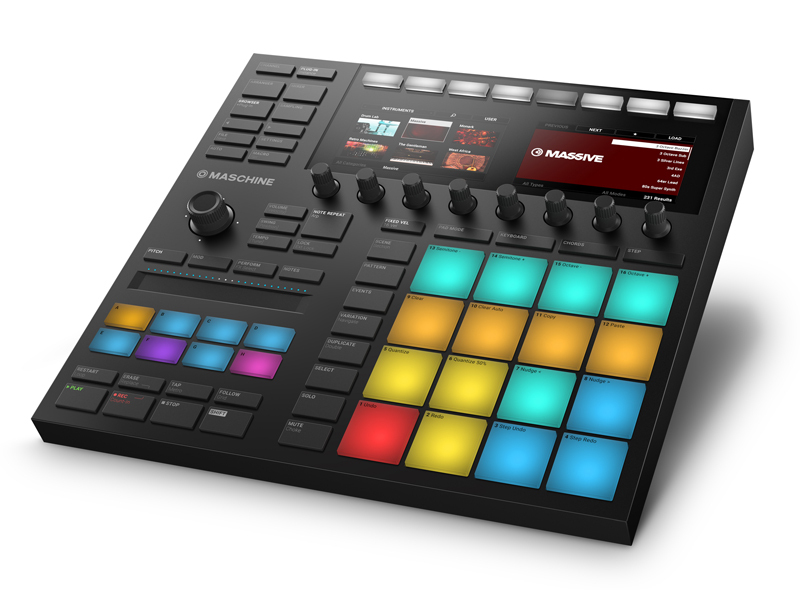 NATIVE INSTRUMENTS MASCHINE MK3 [possible first batch delivered if now!]