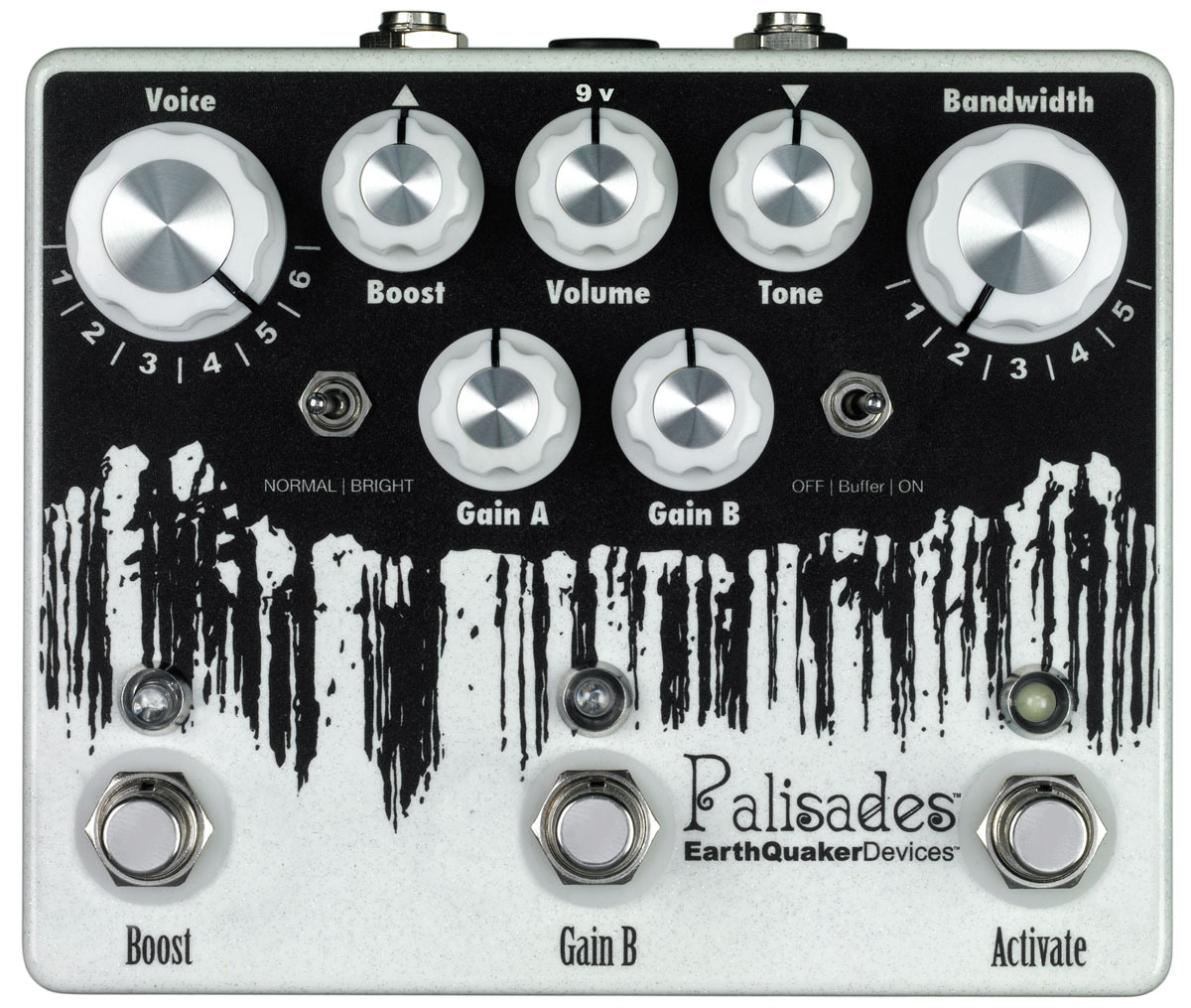 Earth Quaker Devices Palisades overdrive [Shinsaibashi]