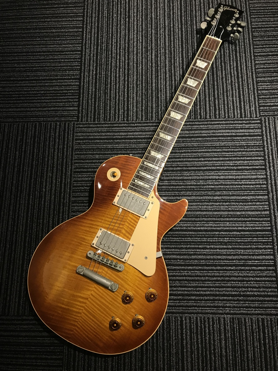 Gibson Jimmy Page Les Paul Standard ('97年製)