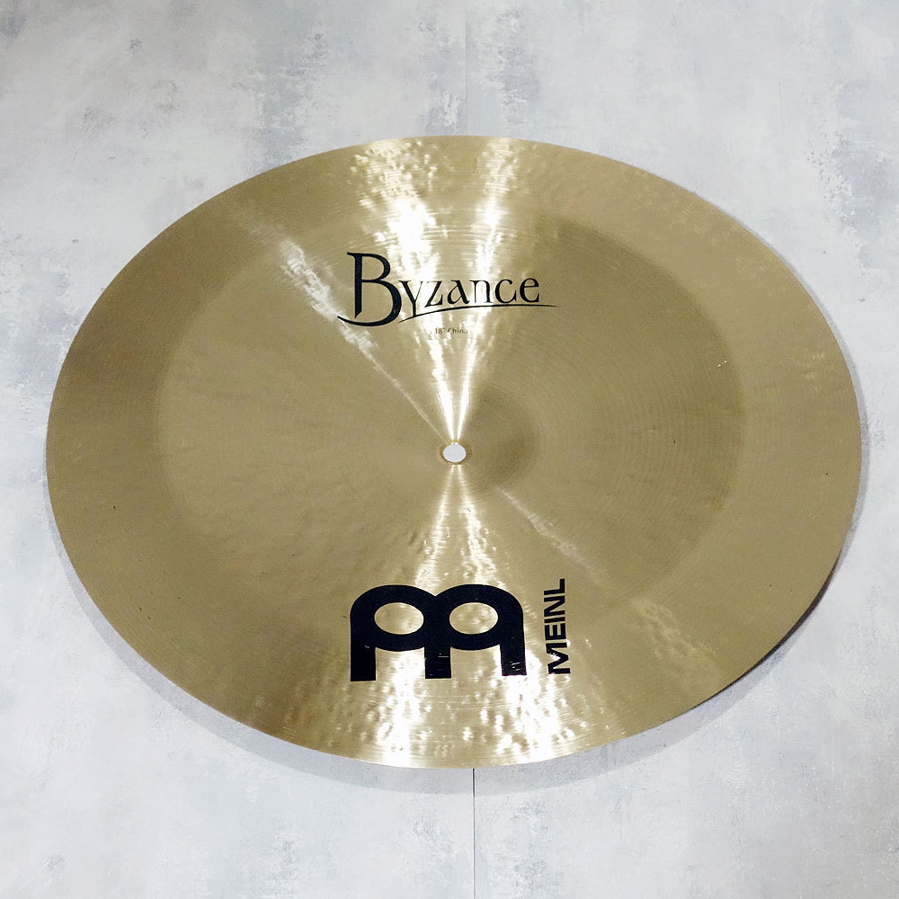 "Meinl Byzance Traditional China18"" B18CH 【MEINLシンバル35%OFF!!】"