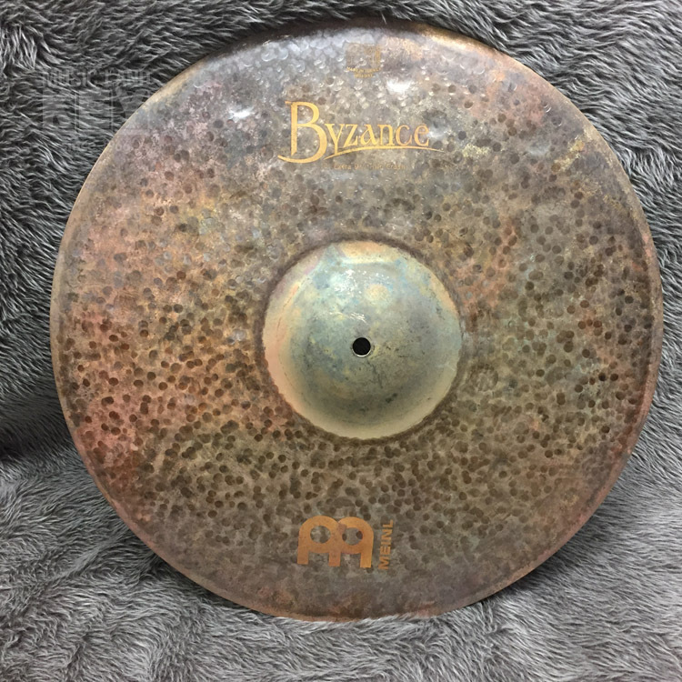 "Meinl B18EDTC Byzance Extra Dry Crashes 18 ""[Financial bargain outright sales discount! Half price! 50% OFF!]"