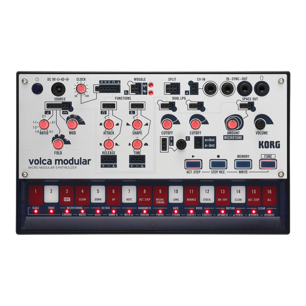 KORG volca modular [next minute stock Now accepting!] [!]