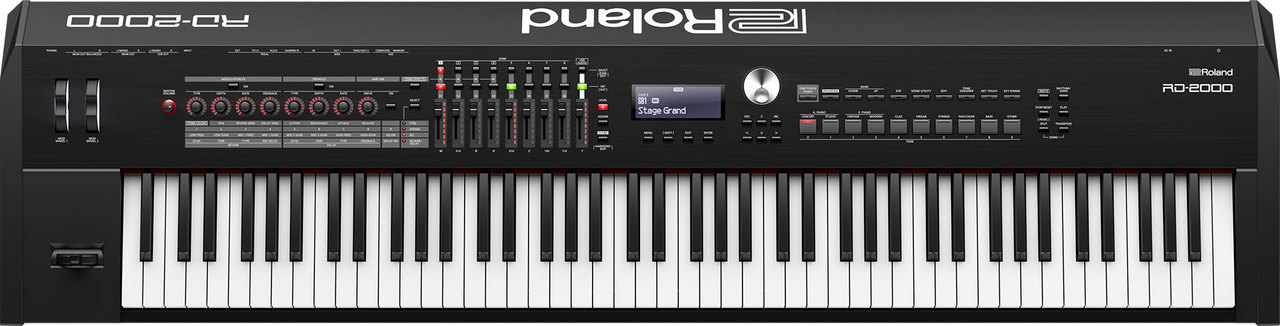 Roland RD-2000 [next-generation stage piano !!!!]