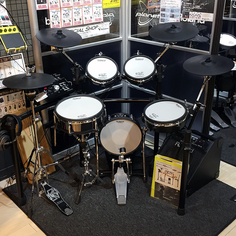 Roland TD-25KV-S Ultra + (plus) [reach the full set of options as soon as is ready to get started!] [Shinsaibashi /]