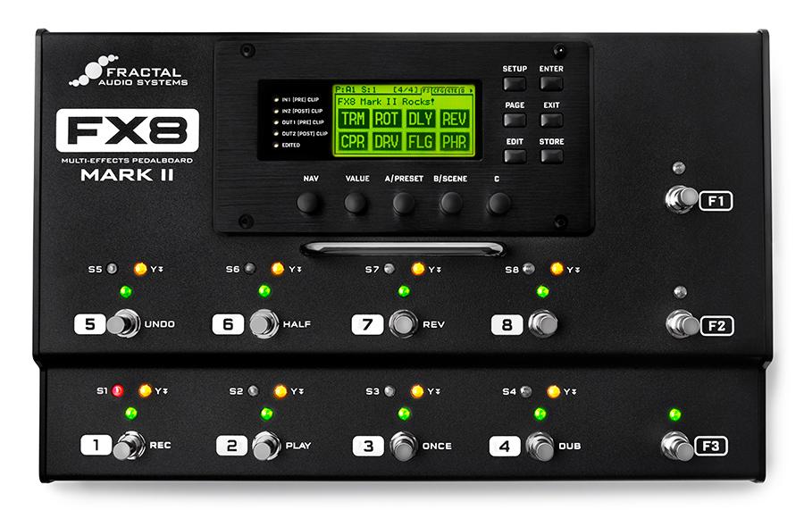 [FRACTALT恤礼物,如果!现]分形音响系统FX8