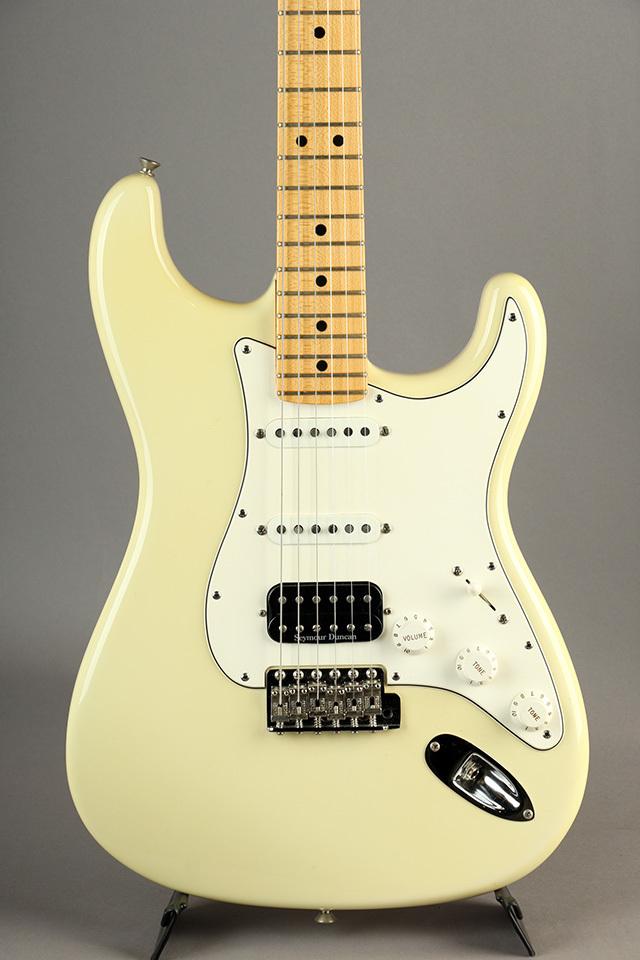 Fender Custom Shop Team Built 1969 Stratocaster SSH Aged Olympic White 2010