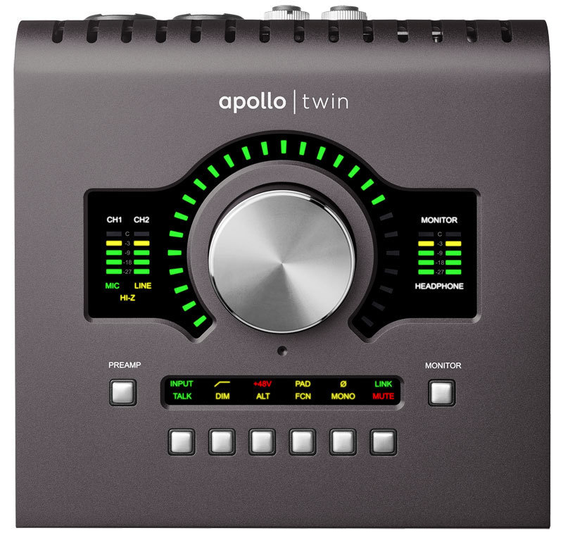 Universal Audio ApolloTwinMKII QUAD [one limitation of the new Specials!] []