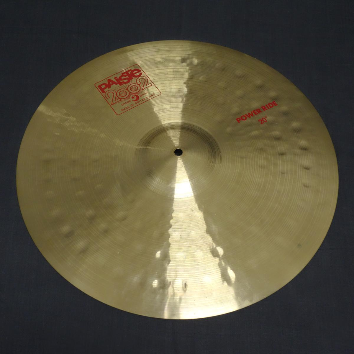 PAiSTe 2002 POWER RIDE 20 [used by cheap June sale!]
