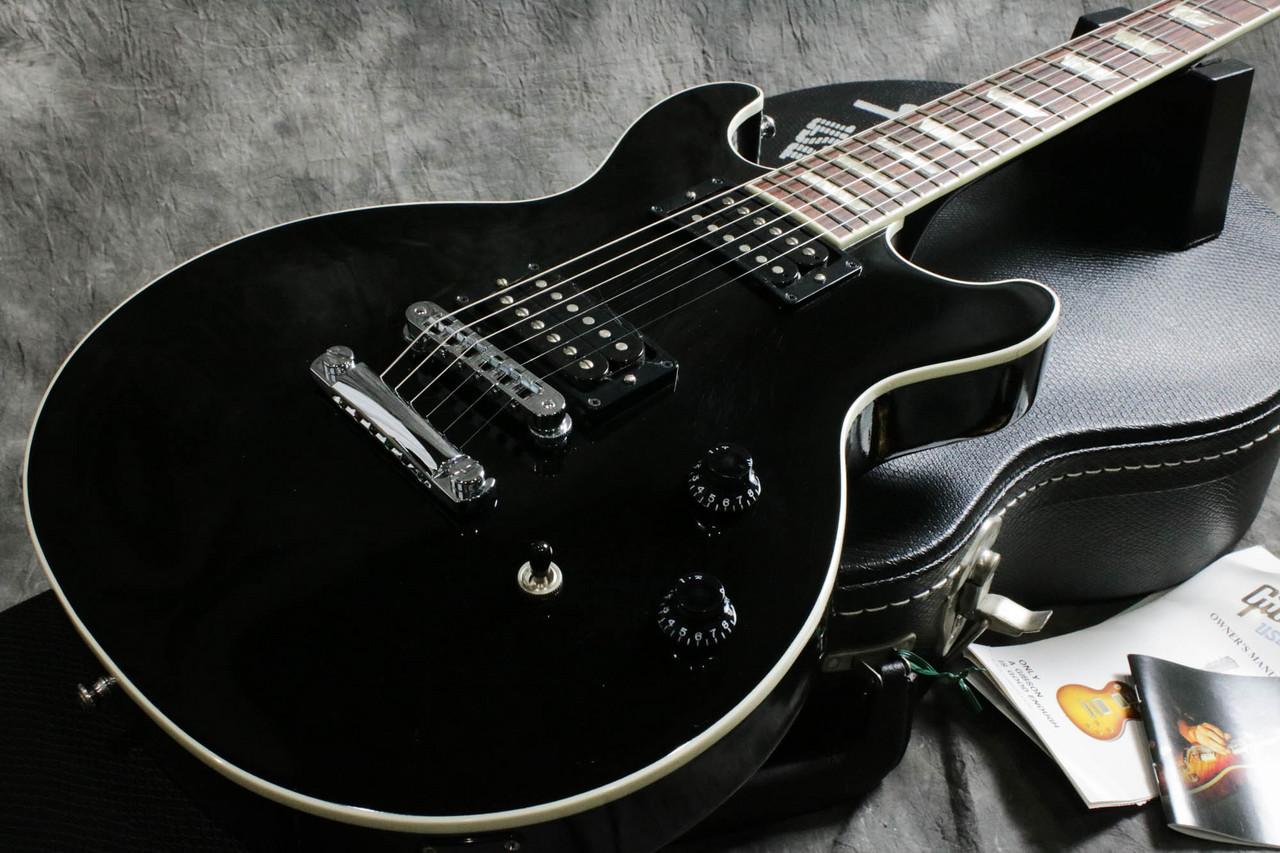 Gibson Les Paul Double Cut Ebony Japan Limited 2009