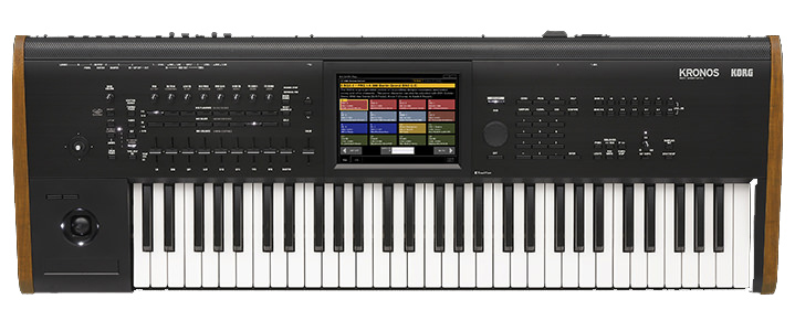 KORG KRONOS2-61 [exhibit Sale of a single limited!] []
