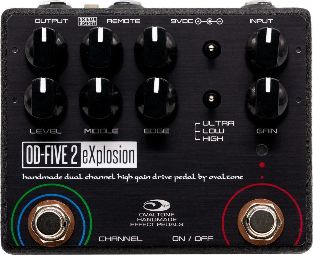 Ovaltone OD-FIVE 2 eXplosion 【名古屋栄店】
