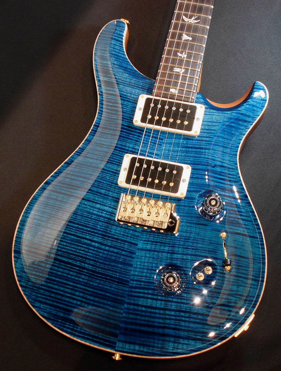 Paul Reed Smith(PRS) CUSTOM24-08 10Top / Aquamarine