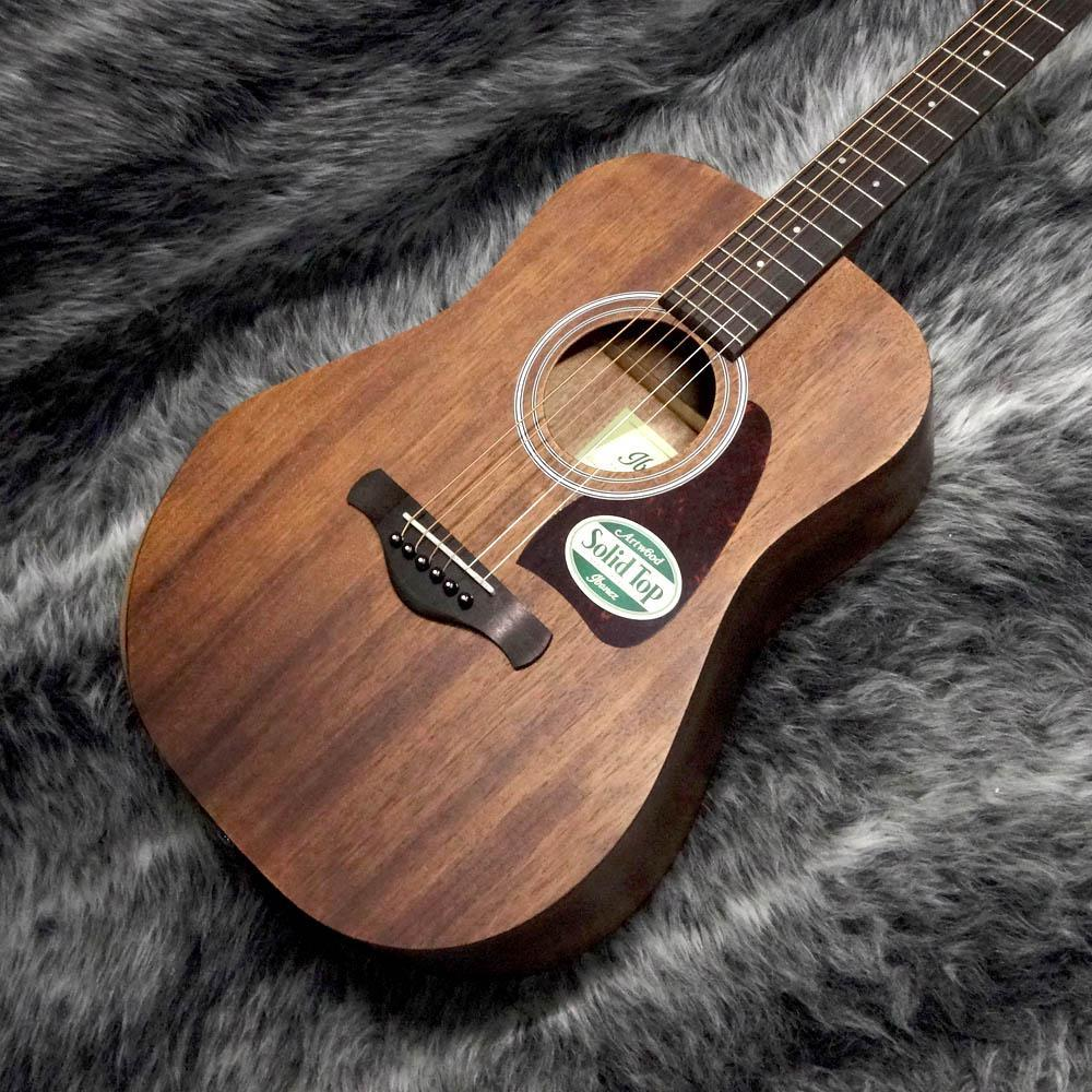 Ibanez AW54JR Open Pore Natural 【決算セール開催中!!刈谷店】