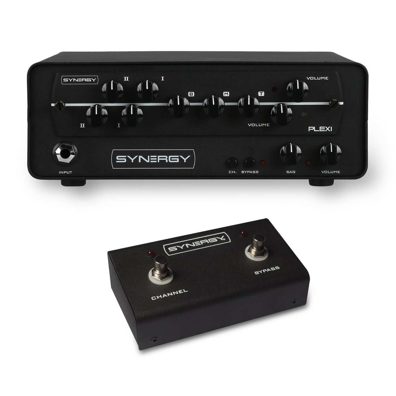 SYNERGY AMPS SYN1: Single-module Tube Preamp [! You can instant delivery unopened article] [tube preamp]