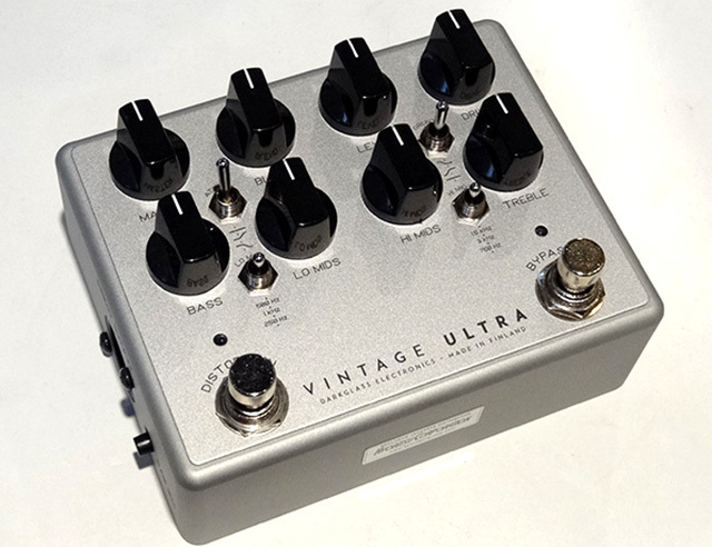 Darkglass Electronics VINTAGE ULTRA V2 WITH AUX IN