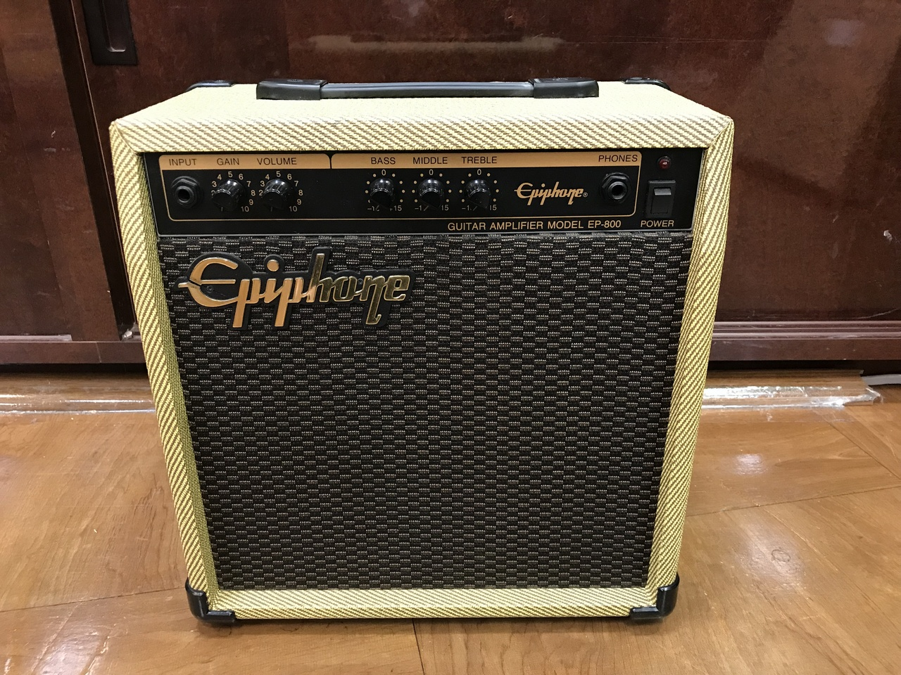 Epiphone EP-800 Guitar Amplifier [used article]