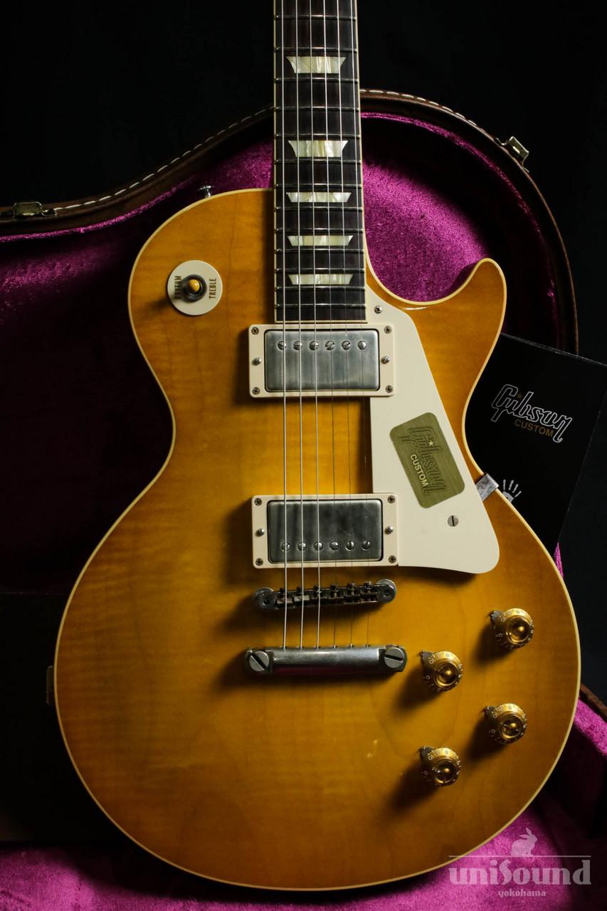 Gibson Custom Shop Historic Collection 1958 Reissue(LPR-8) Les Paul VOS LB 2014年製