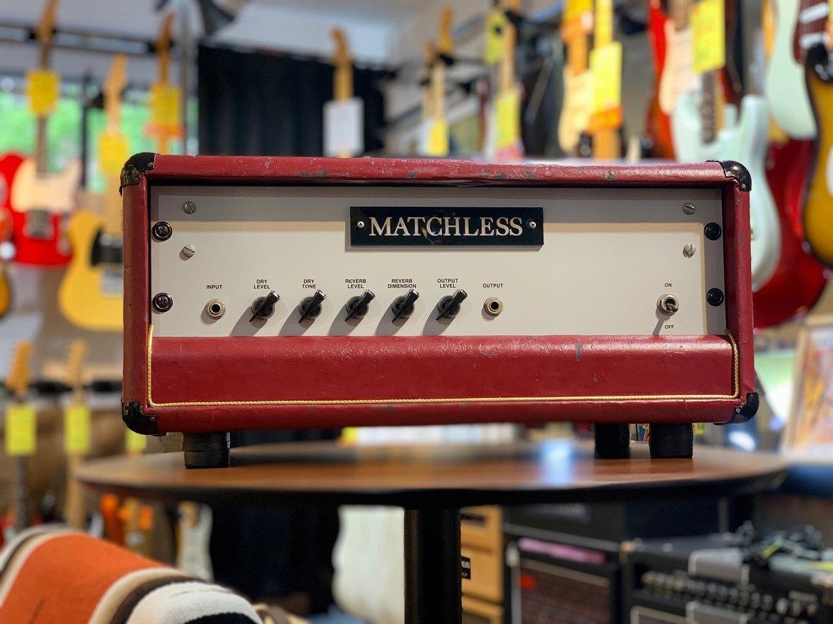 Matchless RV-1 Burgundy Tolex [Ochanomizu FINEST_GUITARS]