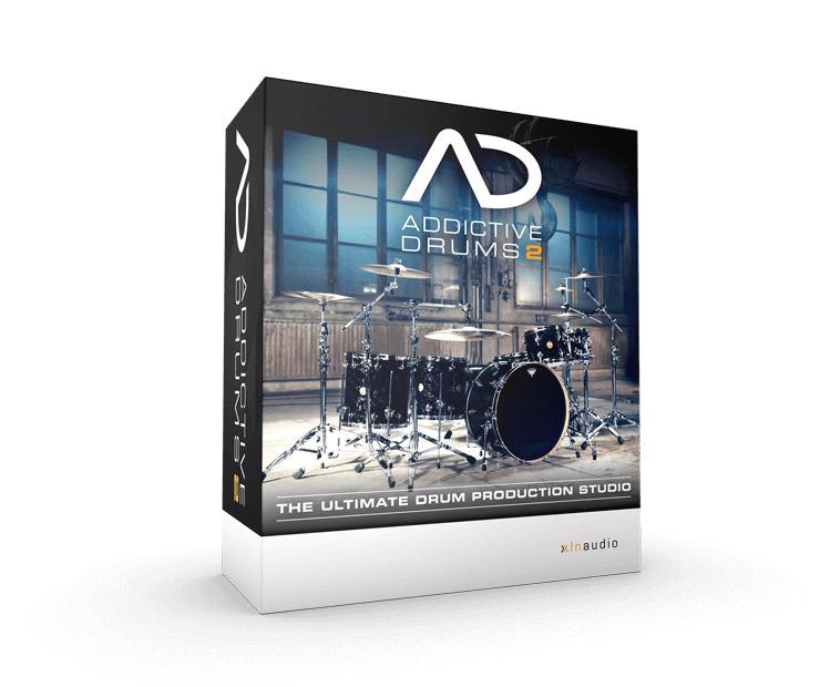 XLN Audio AddictiveDrums2