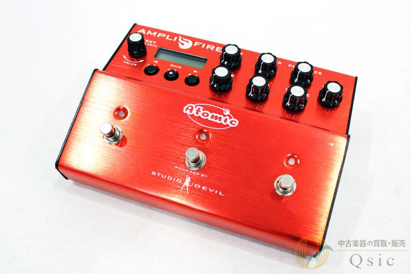 ATOMIC Amplifire Pedal [QE808]