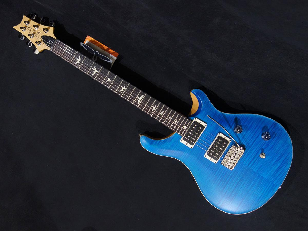 Paul Reed Smith (PRS) [summer just before SALE !!] CE 24 2016 Peacock Blue Satin Finish